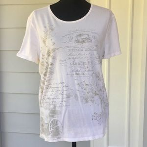 RALPH LAUREN Lauren Jeans Co. Tee Shirt